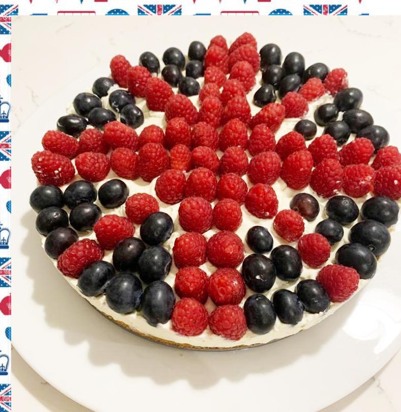 British Cheesecake